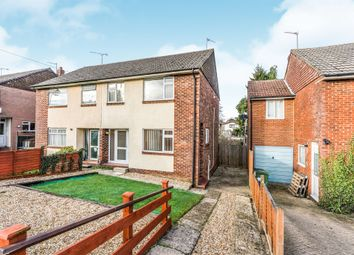Thumbnail 3 bed semi-detached house for sale in Coniston Gardens, Hedge End, Southampton