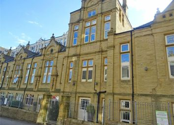 Thumbnail 1 bed flat for sale in Prescott Street, Halifax, West Yorkshire