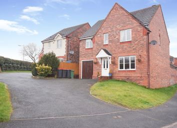 Thumbnail 4 bed detached house for sale in Ellis Peters Drive, Aquaduct Telford