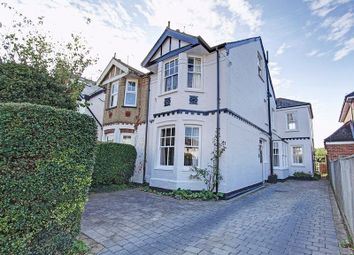 Thumbnail 4 bed semi-detached house for sale in Glade Road, Marlow
