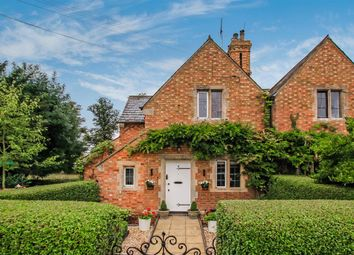 Thumbnail 2 bedroom semi-detached house for sale in The Green, Mentmore, Buckinghamshire