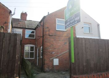 Thumbnail 2 bedroom terraced house to rent in Doe Quarry Terrace, Dinnington, Sheffield