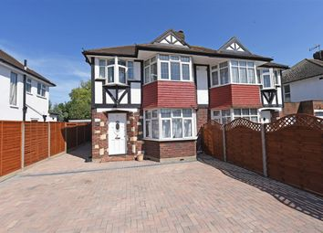 Thumbnail 4 bedroom semi-detached house for sale in Robin Hood Way, London