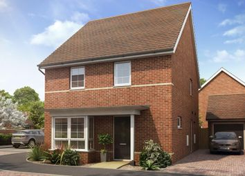 "Thumbnail 4 bedroom detached house for sale in ""Midford"" at Botley Road, Southampton"