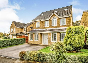 Thumbnail 5 bed detached house for sale in The Courtyard, Fenay Bridge, Huddersfield, West Yorkshire
