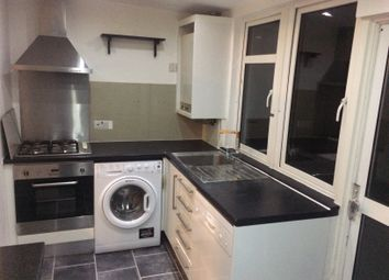Thumbnail 1 bed flat to rent in Second Ave, London