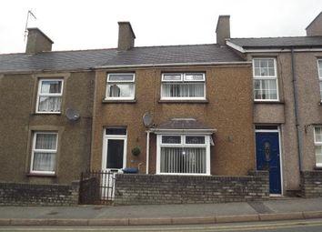 Thumbnail 3 bed terraced house for sale in Glynllifon Square, Groeslon, Caernarfon, Gwynedd