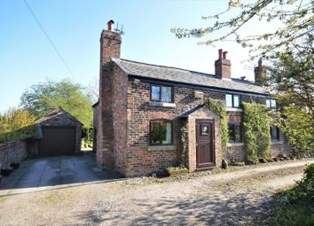 Thumbnail 3 bed semi-detached house for sale in Hatton Lane, Hatton, Warrington