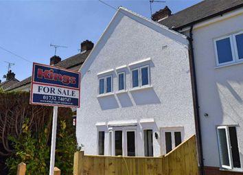 3 bed terraced house for sale in Garden Road, Sevenoaks TN13