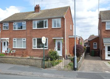 Thumbnail 2 bed semi-detached house for sale in Hill Crest, Altofts, Normanton