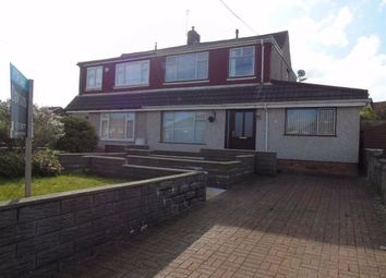 4 bed semi-detached house for sale in Pengors Road, Llangyfelach, Swansea SA5