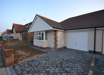 Thumbnail 2 bed semi-detached bungalow to rent in Cliff Road, Holland-On-Sea, Clacton-On-Sea