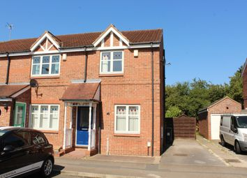 Thumbnail 2 bed semi-detached house to rent in Blatchford Court, York
