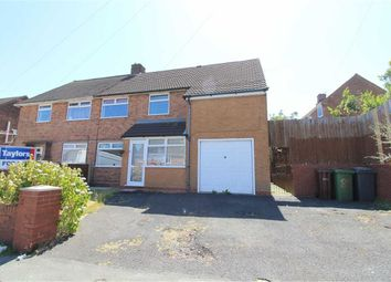 4 bed semi-detached house for sale in Mount Road, Lanesfield, Wolverhampton WV4