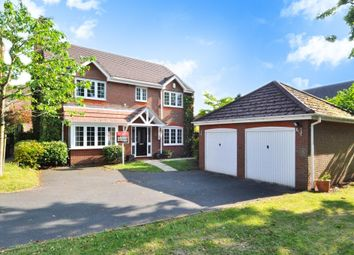 Thumbnail 4 bed detached house to rent in Tower Drive, Bromsgrove