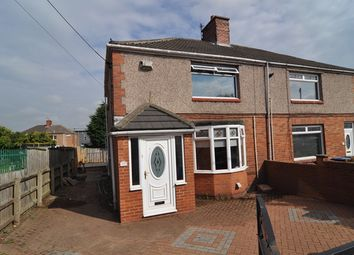 Thumbnail 3 bed semi-detached house to rent in Byron Road, Chilton