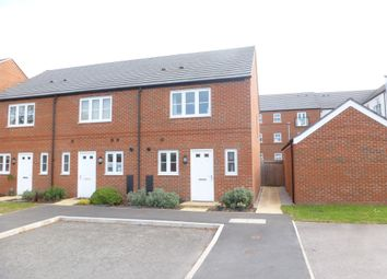 Thumbnail 2 bed town house for sale in Rangers Close, Saighton, Chester