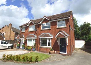 Thumbnail 3 bed semi-detached house for sale in Jeffrey Hill Close, Grimsargh, Preston, Lancashire