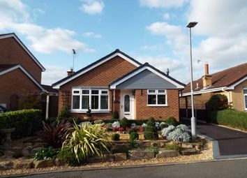 Thumbnail 2 bed bungalow for sale in Beaumaris Drive, Gedling, Nottingham