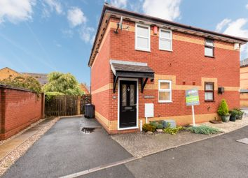 Thumbnail 2 bed semi-detached house for sale in Knowle Close, Rednal, Birmingham