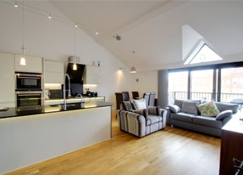 Thumbnail 2 bedroom flat to rent in The Bourne, Gogmore Lane, Chertsey, Surrey