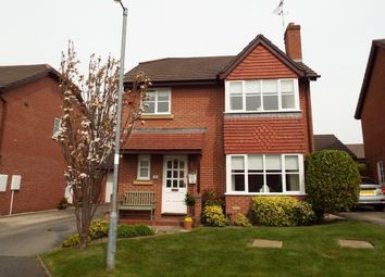 Thumbnail 3 bed detached house for sale in Rhodfa Mynydd, Mold, Flintshire