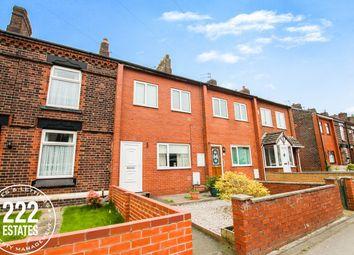 Thumbnail 2 bed terraced house to rent in Mercer Street, Burtonwood, Warrington