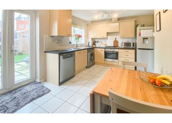 Thumbnail 4 bed town house for sale in Redwood Drive, Crewe