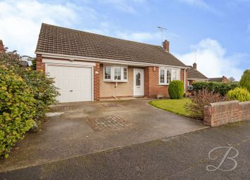 Thumbnail 3 bed detached bungalow for sale in Olive Grove, Forest Town, Mansfield