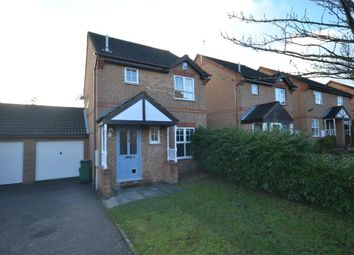 Thumbnail 3 bedroom detached house for sale in Ravenscar Court, Emerson Valley, Milton Keynes, Buckinghamshire