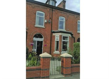 Thumbnail 3 bedroom terraced house for sale in Ashton Old Road, Openshaw, Manchester