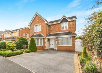 Thumbnail 4 bed detached house for sale in Brambling Way, Lowton, Warrington, Greater Manchester