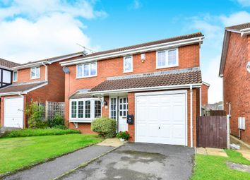 Thumbnail 4 bedroom detached house for sale in Abbots Way, Sherborne