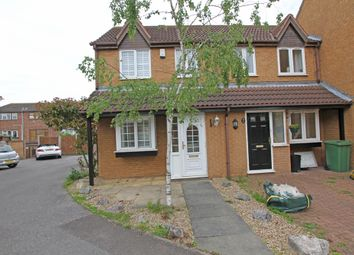 Thumbnail 1 bed end terrace house to rent in Guardian Close, Hornchurch