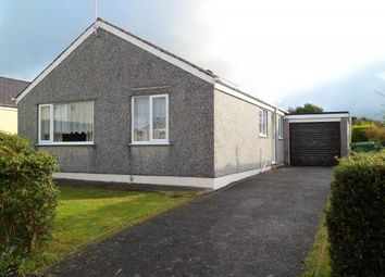 Thumbnail 3 bed detached bungalow to rent in 53, Nant Y Glyn, Llanrug