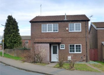 Thumbnail 3 bedroom detached house for sale in Melbourne Court, Mansfield, Nottinghamshire