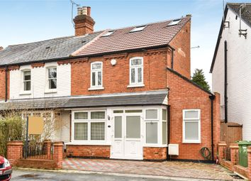 Thumbnail 3 bed terraced house for sale in Kings Ride, Camberley, Surrey