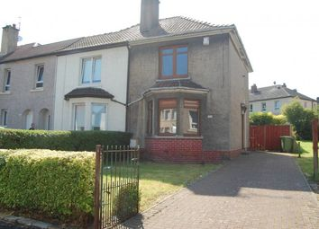 Thumbnail 2 bed end terrace house for sale in 159 Kingsland Drive, Glasgow