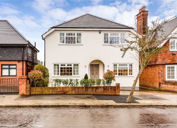 4 bed detached house for sale in Northumberland Road, New Barnet EN5