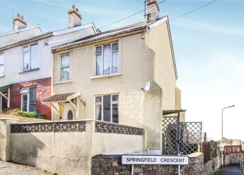 Thumbnail 3 bed end terrace house for sale in New Causeway, Northam, Bideford