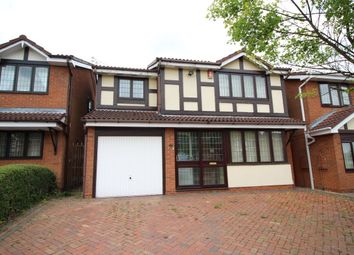 Thumbnail 4 bed detached house to rent in Tintern Way, Bedworth