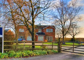 Shenley Road, Whaddon MK17. 4 bed detached house for sale