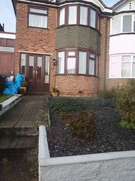 Thumbnail 3 bed semi-detached house to rent in Mildenhall Road, Great Barr, Birmingham