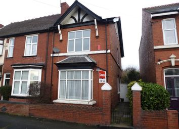 Thumbnail 3 bedroom detached house for sale in Hydes Road, Wednesbury