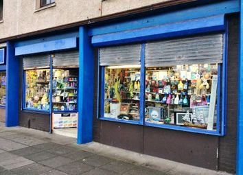 Thumbnail Retail premises for sale in 22 Duncan Crescent, Dunfermline