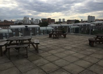 Thumbnail 4 bed flat to rent in Wellspring Close, Bow