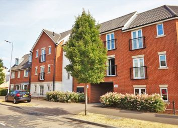 Thumbnail 2 bed flat for sale in School Avenue, Basildon