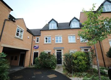 Thumbnail 3 bed terraced house for sale in Mill Pool Way, Sandbach