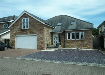 Thumbnail 4 bed detached bungalow for sale in The Headlands, Heysham, Morecambe