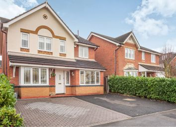 Thumbnail 4 bed detached house for sale in York Road, Wigan